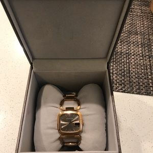 Woman's Gucci watch